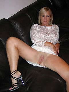 mom on high heels pics
