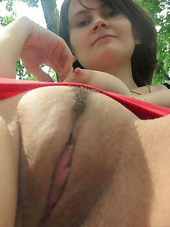 redhead mom pics