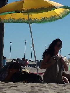 Sunny Beach Day Violation