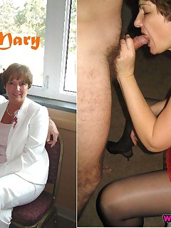Real beforeandafter pics of amateur wives