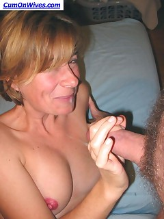 Nextdoor wives and soccer moms sucking cock