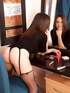 Aniloscom  Freshest mature women on the net featuring Anilos Rebekah Dee sexy milf