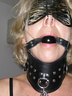 Wife brutally gagged