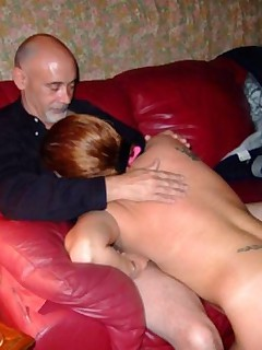 Petite wives dominated for his pleasure