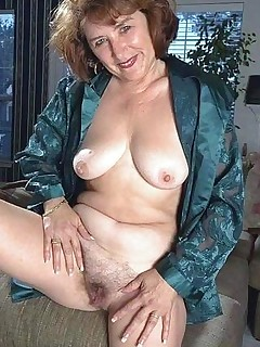 Outdoor mature ladies pulling off some poses These sure are some sexy GILFS
