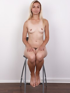 Wellkept blonde called Anezka came to us as many others because she couldnt find a job and needed to earn at least some money At first she wanted to be a fashion model but after a few attempts she realized it would be much easier in erotica And here she