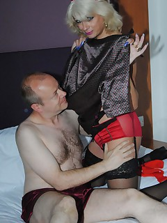 Naughty nurse Di has a patient who can not get a hard on Watch how she cures and fucks him