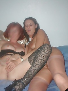 Me and my girlfriend Anne put on a hot juicy show for the boys and I demonstrate my pussy licking skills