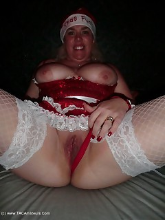 Hope you are all looking forward to a Naughty Christmas and a Wicked New yearHere are some pictures of me on a naughty night out Santa certainly emptied a few sacksHAPPY CHRISTMAS