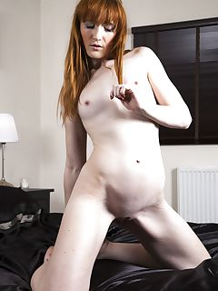 Fiery girl Red Head Sabrina Jay Loves to Fuck Doggie Style