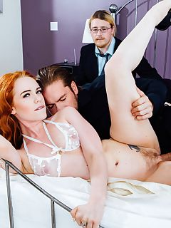 Ella Hughes' Husband Is a Cuckold Devout Who Loves Watching