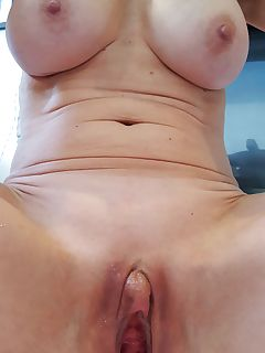 Wife 44 year old mother of 3 after being fisted to multiple orgasms