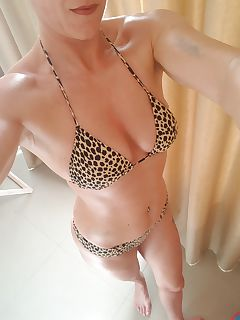 42 yr old milf 1st time posting Would you like to see more