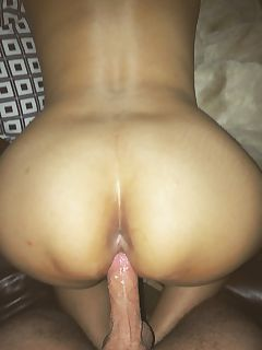 My Asian pussy getting fucked doggie style by request