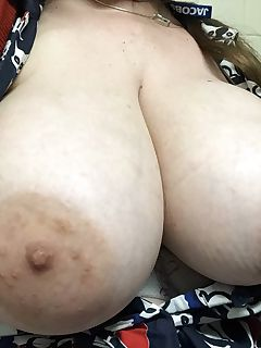 My big milf boobs