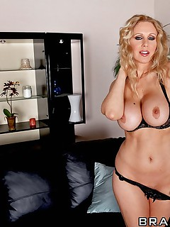Julia Ann Pictures in Welcoming Your Cock To The Building