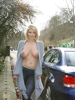 outdoor boobs x post agedbeauty