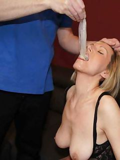 cum swallow mom pics