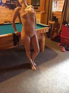 i lost my clothes in a game of pool f