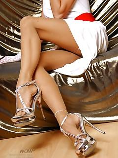 LilyWOW  Hottest  Leggiest sexy MILF WorldWide!